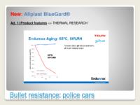 Allplast (NL) – Dealer Presentation Police Car Bullet Resistant Safety Doors