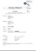 Certificaat BR 6